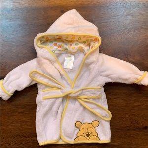 Disney Infant Winnie the Pooh Robe
